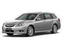 Subaru Legacy 6 BN 2014-