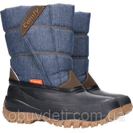 Удобные сапоги для зимы Demar  31-32 р- 20,7 см
