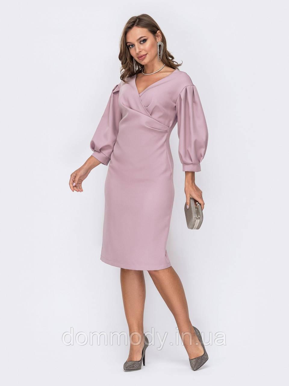 Платье женское Ellie розового цвета