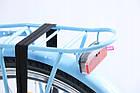 Міський жіночий велосипед Cossack 26 Nexus 3 Blue Польща, фото 5