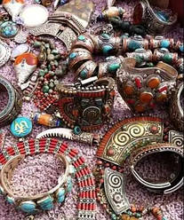 Этнические украшения