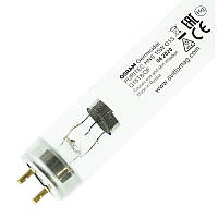 Лампа бактерицидная ультрафиолетовая HNS 15w OSRAM G13 PURITEC UV-C T8