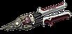 Ножницы прямые 250мм, по металлу, Grandtool, фото 2