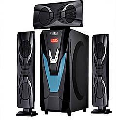 Система акустическая 3.1 Era Ear E-Y3L   профессиональная акустическая мощная колонка   домашний кинотеатр