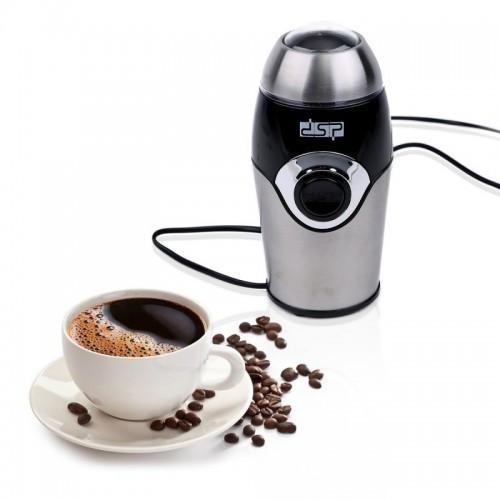 Електрична кавомолка - гріндер dsp KA-3001   Подрібнювач кави