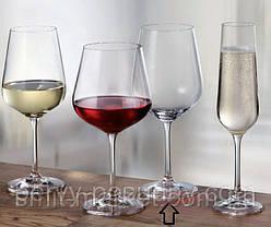 Набор бокалов для вина Bohemia Dora 450 мл, фото 3