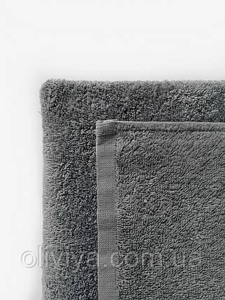 Простирадло махрова 100% бавовна бірюзова зелена, фото 2