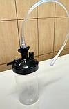 Угловой соединительный штуцер для соединения кислородного шланга с увлажнителем концентратора кислорода., фото 3