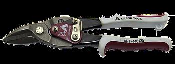 Ножницы правые 250мм, по металлу, Grandtool