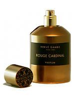 Herve Gambs Rouge Cardinal Парфюмированная вода 100 ml. лицензия Тестер