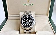 Rolex Submariner classic silver механічні наручні годинники