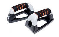 Упоры для отжиманий от пола Power System Bars Padded PS-4022, фото 1