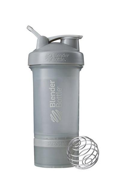 Шейкер спортивный BlenderBottle ProStak 650ml с 2-мя контейнерами Grey (ORIGINAL)