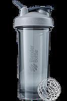 Спортивна пляшка-шейкер BlenderBottle Pro28 Tritan 820ml Grey (ORIGINAL), фото 1