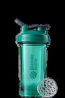 Спортивная бутылка-шейкер BlenderBottle Pro24 Tritan 710ml Green (ORIGINAL), фото 1