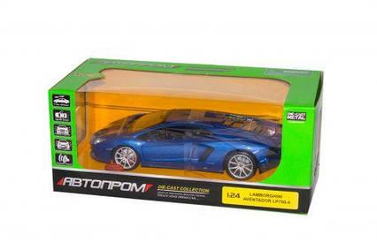 "Машина ""Lamborghini Aventador"" из серии ""Автопром"" 68254A"