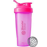 Спортивный шейкер BlenderBottle Classic Loop 820ml Special Edition Pink (ORIGINAL), фото 1