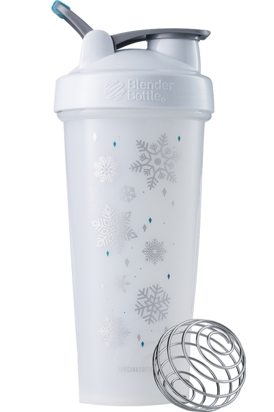 Спортивный шейкер BlenderBottle Classic Loop 820ml Special Edition Frost White (ORIGINAL)