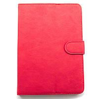"""Универсальный чехол для планшета 7-8 дюймов (7-8"""") с карманом красный, фото 1"""