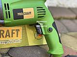 Ударная электрическая дрель Procraft PS950, фото 7