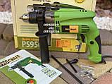 Ударная электрическая дрель Procraft PS950, фото 2