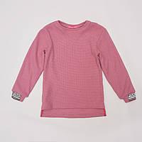 Свитер молодженый р.152,158,164 SmileTime для девочки вязаный Pinko, розовый, фото 1