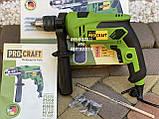 Ударная электрическая дрель Procraft PS1000, фото 2