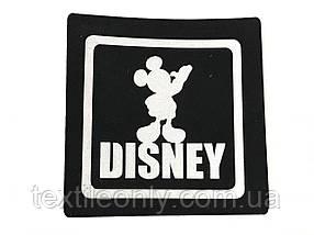 Нашивка Disney светоотражающий 50х50 мм