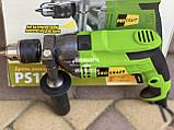 Ударная электрическая дрель Procraft PS1250, фото 5