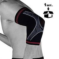 Налокотник спортивный OPROtec Elbow Sleeve TEC5748-MD Ченый M, фото 1