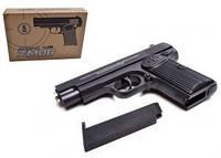 Пістолет металевий пневматичний іграшковий «ТТ» zm06