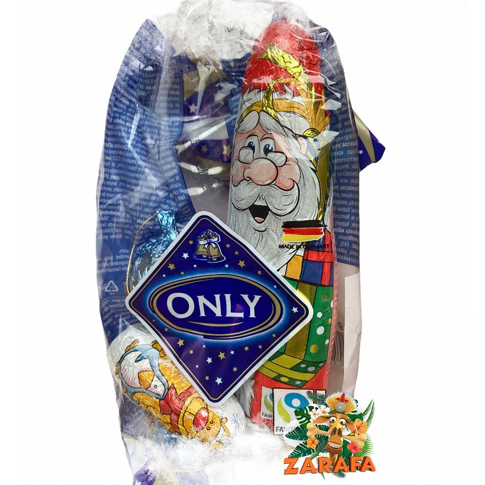 Новогодний набор Дед мороз Only