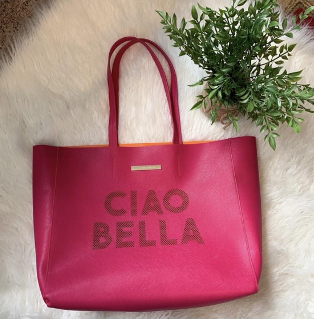 Рожева сумка Vince Camuto Ciao Bella