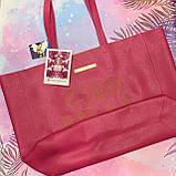 Рожева сумка Vince Camuto Ciao Bella, фото 3