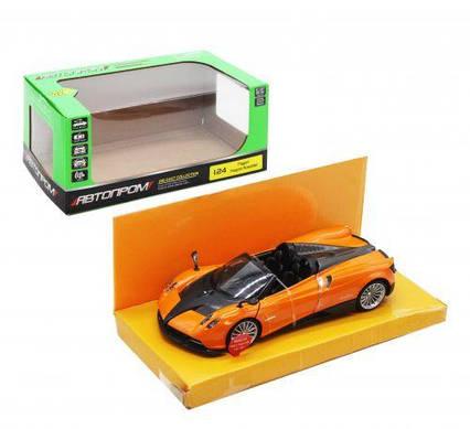 "Машинка металлическая ""Pagani Huayra Roadster"" 68264B(A)"