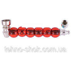 Курительная трубка Шарик (Металл)
