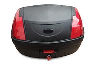 Кофр (багажник) пластиковый на два шлема