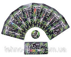 Курительная трубка Микс + сетки (Металл)