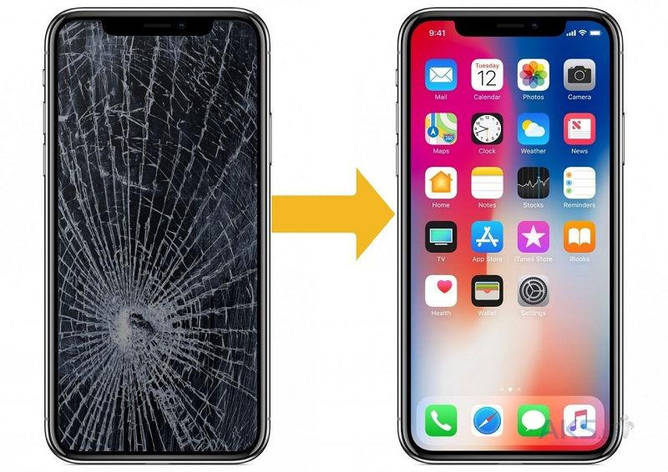 Замена дисплея смартфона, фото 2