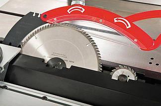 JTSS-1600 JET Форматно-раскроечный станок, 3,8кВт, 400В, 4500об/мин, Ø 315/30мм, фото 3
