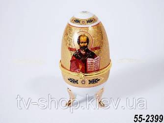 Шкатулка Николай Чудотворец
