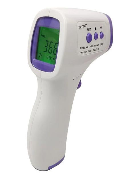 Бесконтактный термометр F2 универсальный