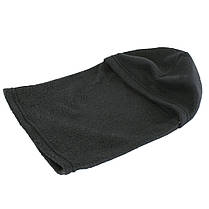 Шапка-маска LeRoy Балаклава Черная (зимняя, флис), фото 3