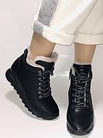 Alpino.Туреччина. Зимові черевики-кросівки на натуральному хутрі, Натуральна шкіра. 37, 38,39, фото 10