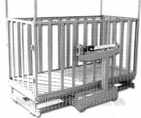 Комплект решеток к весам для взвешивания скота, полутуш и молока