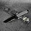 Охотничий нож с серрейтором Gerber 24,5см, фото 4