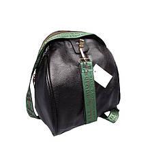 Рюкзак женский городской черный 058ВА
