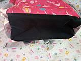 Рюкзак ортопедичний Dr. Kong Z316 малиновий М 970243 для девочки, фото 5