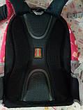 Рюкзак ортопедичний Dr. Kong Z316 малиновий М 970243 для девочки, фото 6