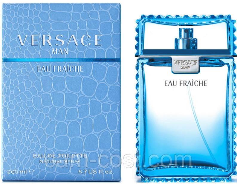 Versace Versace Man Eau Fraiche edt 200 мл (ORIGINAL)